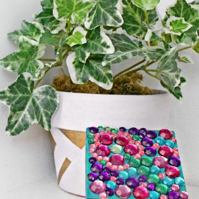 DIY Handmade Jewelry Box Idea