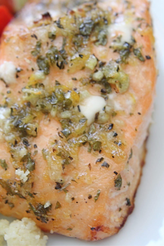 lemon salmon recipe