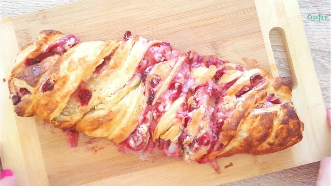 how to make strawberry pastry cream