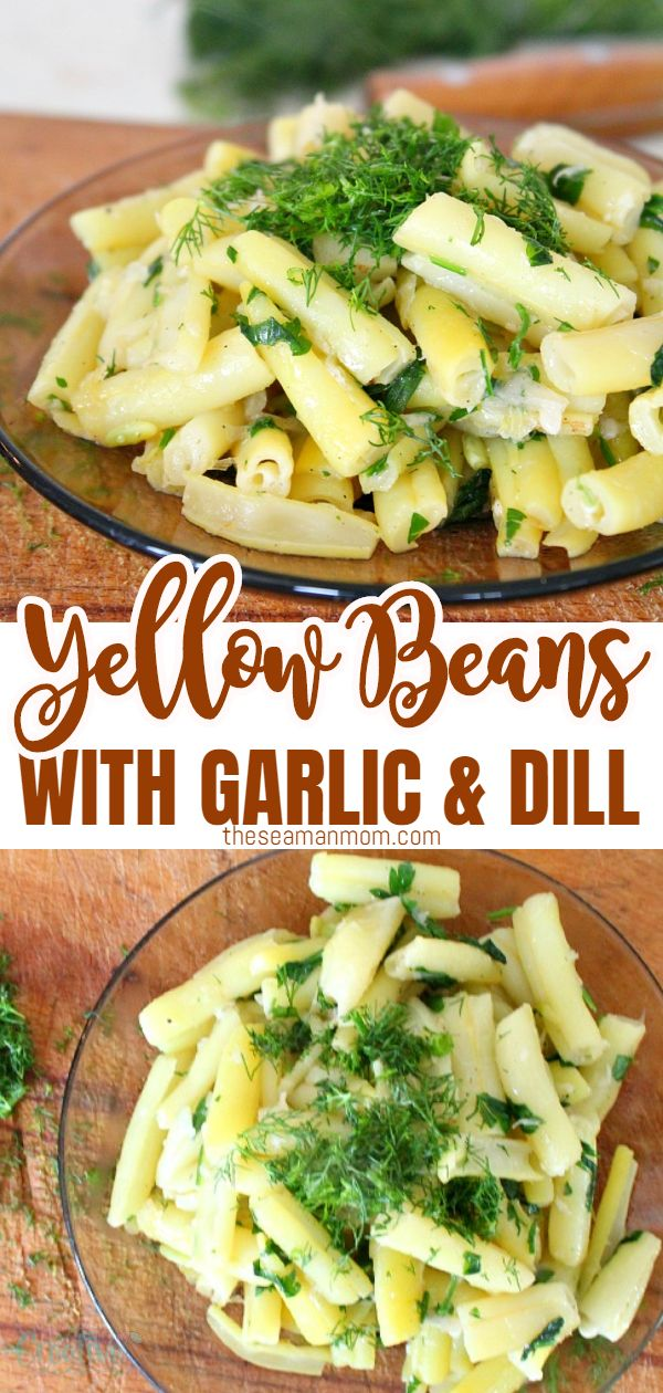 A hearty, healthy and delicious dish, this easy yellow beans recipe with garlic is so flavorful and tasty, it will please the palates of your guests at any occasion! via @petroneagu