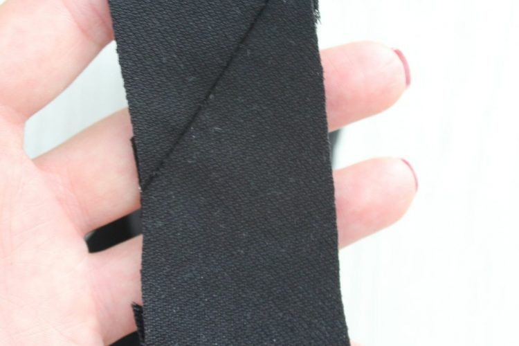 Continuous Bias Binding Easy Sewing Tutorial