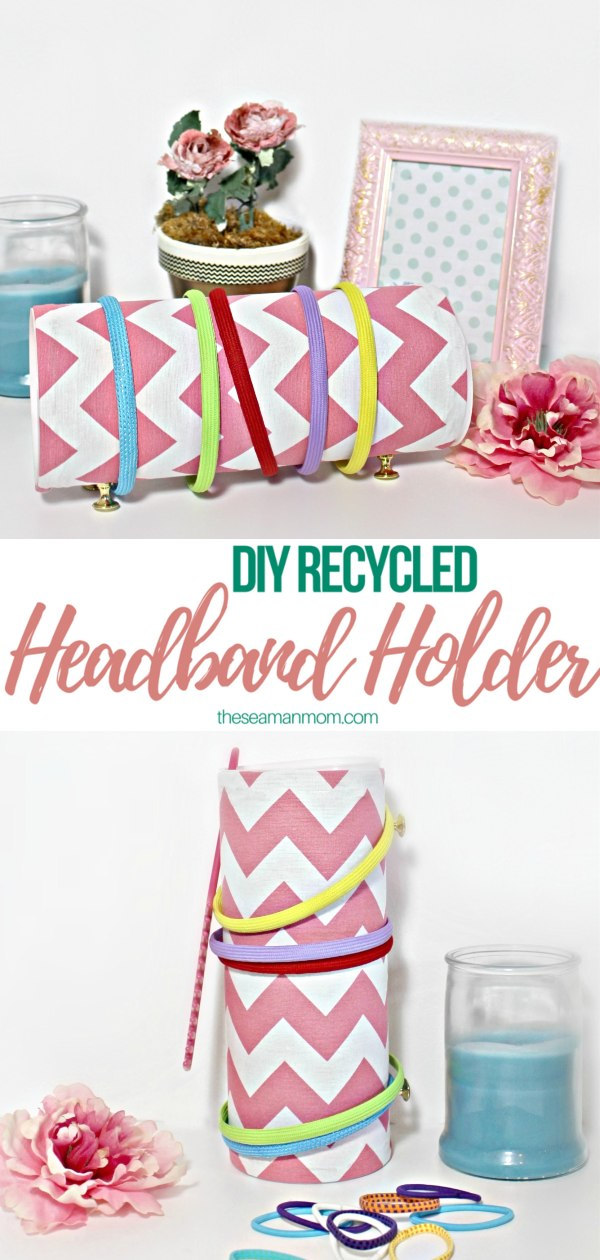 DIY headband older