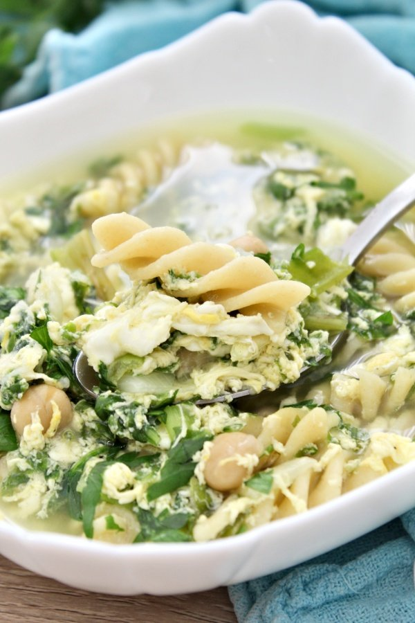 Italian Egg Drop Soup