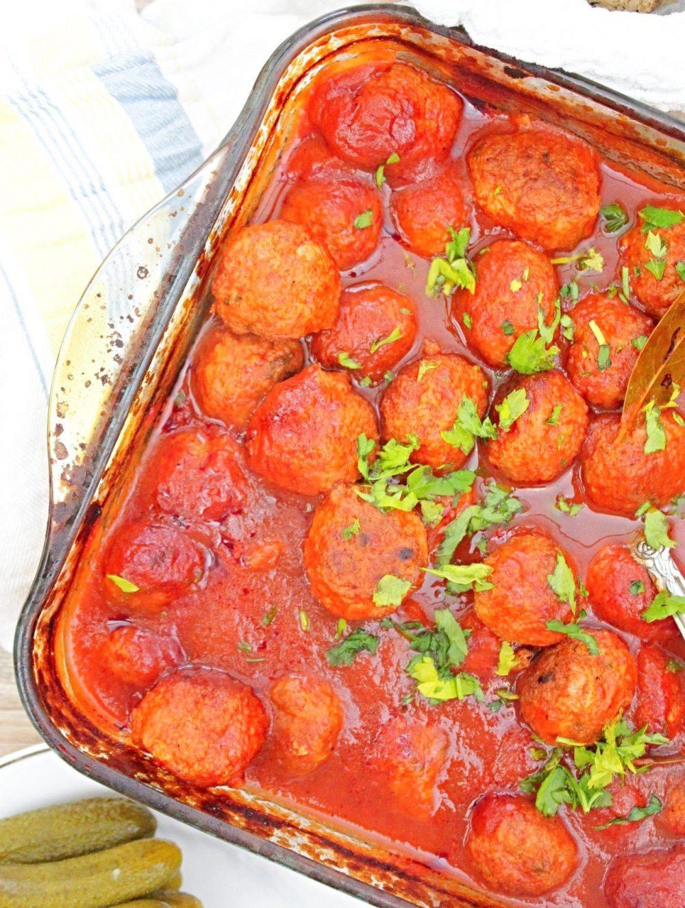 italian meatball sauce
