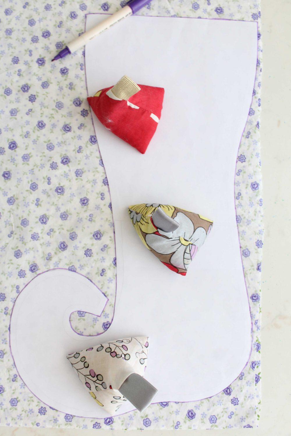 Elf Stocking Pattern Fun And Adorable Christmas Decor