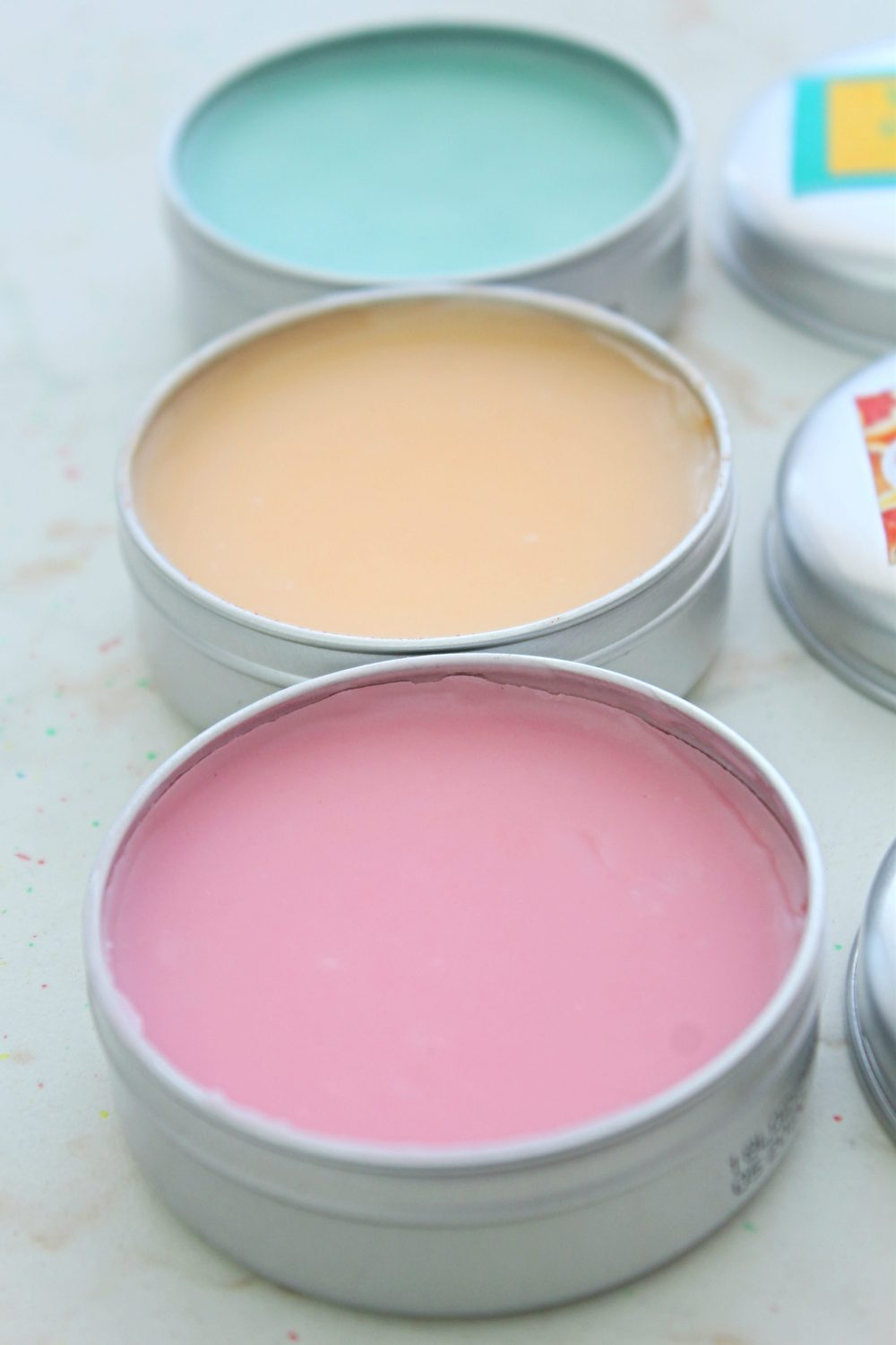Diy Tinted Lip Balm Recipe With All Natural Ings