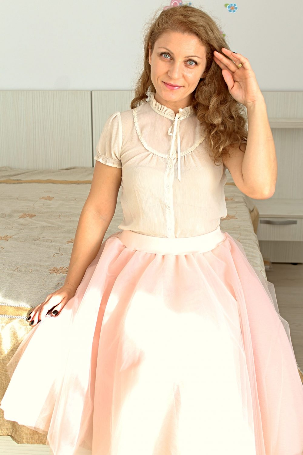Diy Tulle Skirt For Ladies Layered Tulle Skirt Tutorial