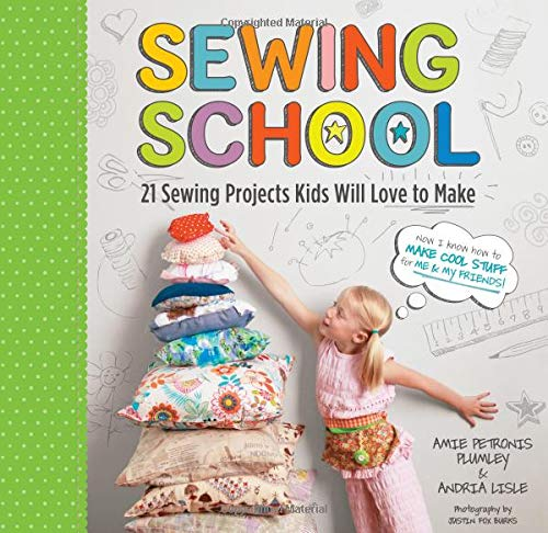 Kids sewing projects book