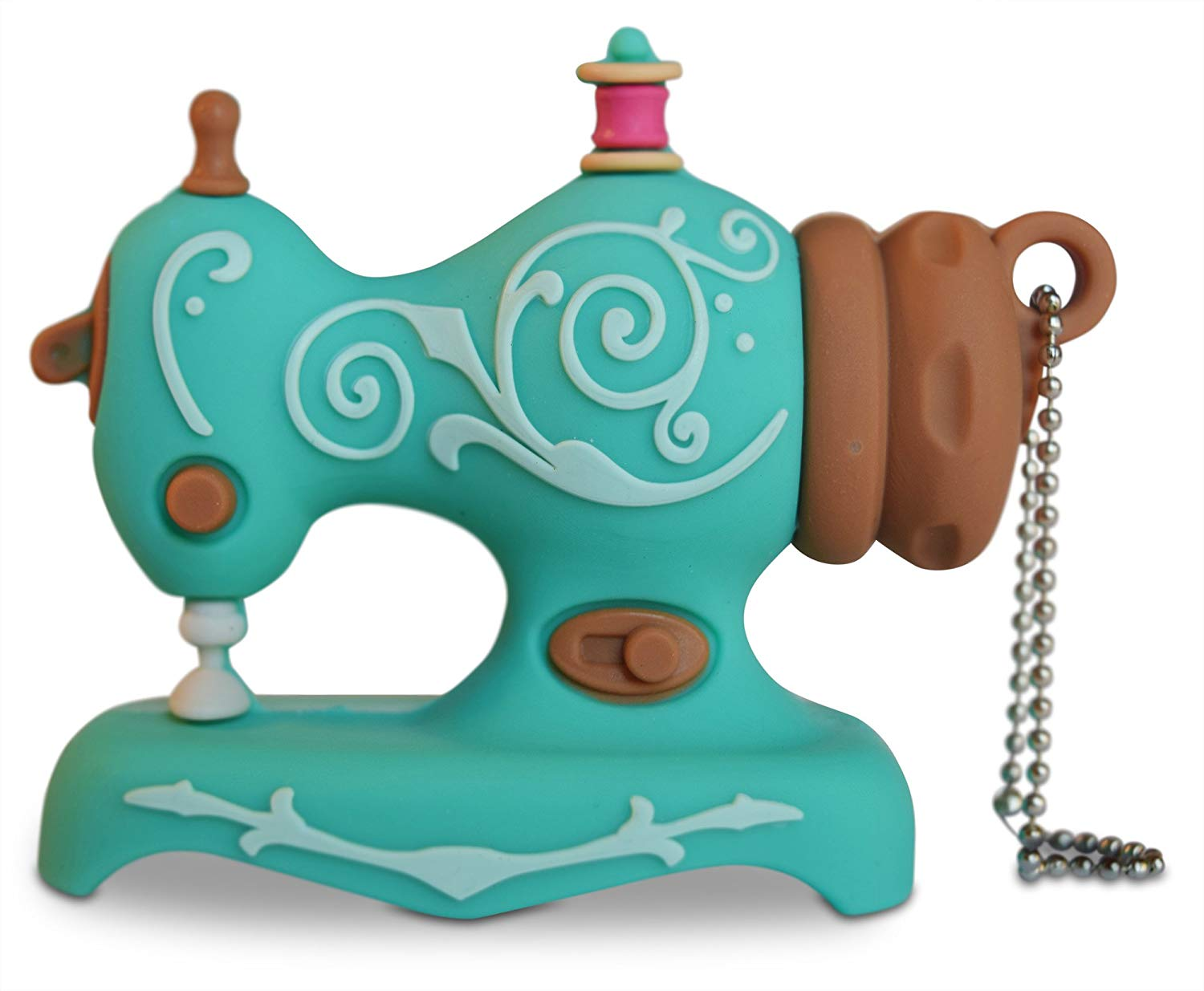 Adorable sewing machine USB flash
