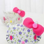 Kitty coin purse pattern