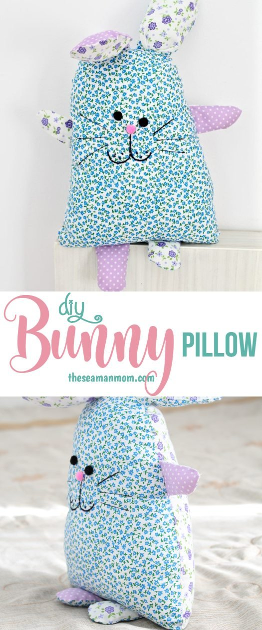 Bunny sewing pattern