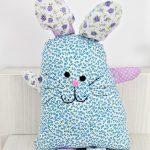 DIY bunny pillow