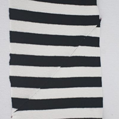 Quick sewing tip: How to match stripes