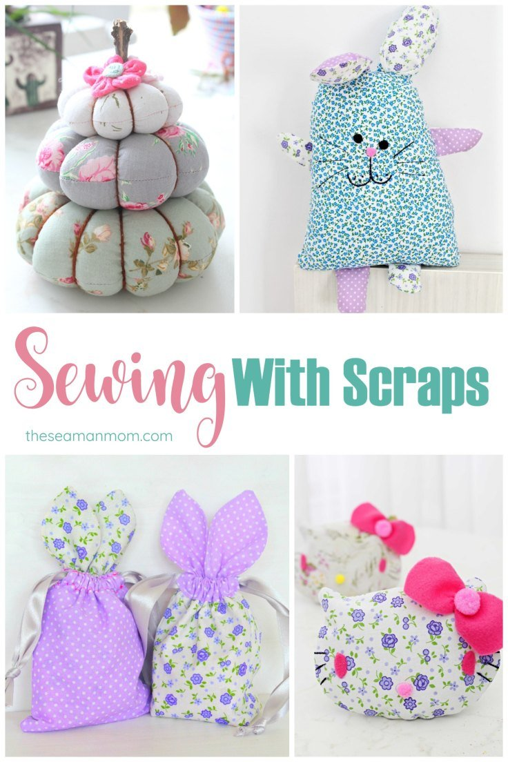 Fabric Scraps Projects That Are Fun Easy To Sew