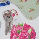 Homemade keychains