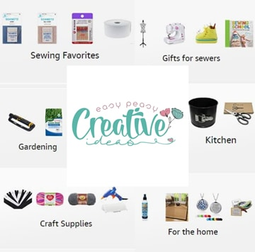 Easy Peasy Creative Ideas Amazon shop