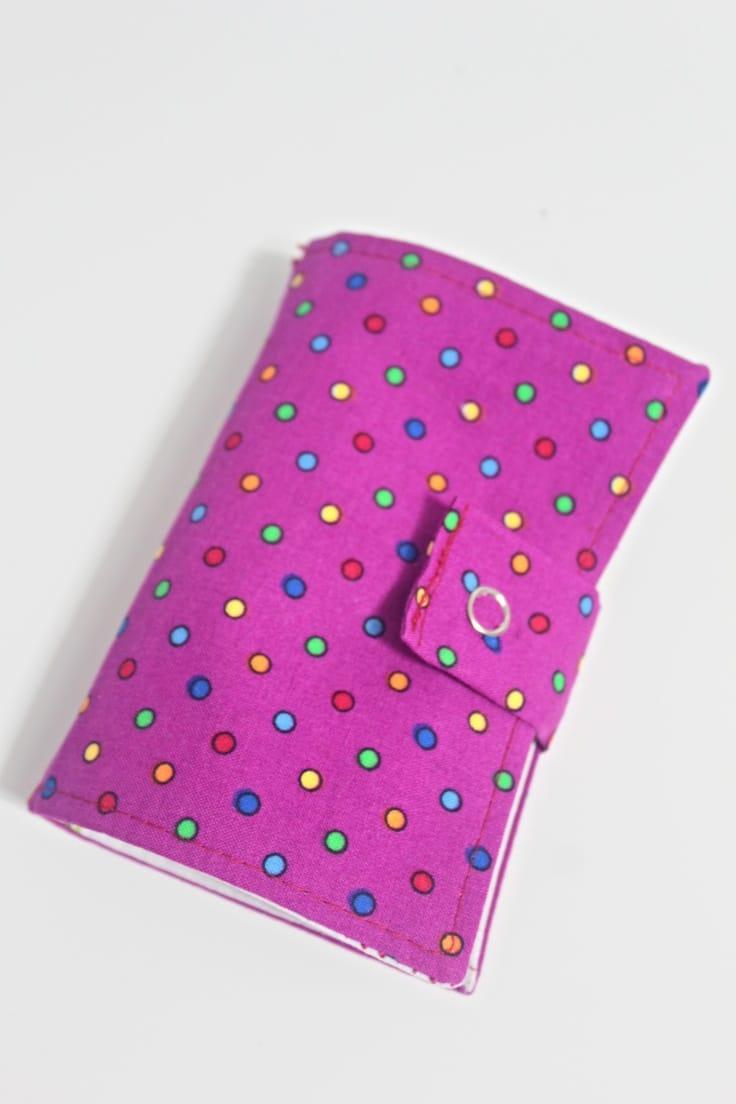 Fabric wallet pattern