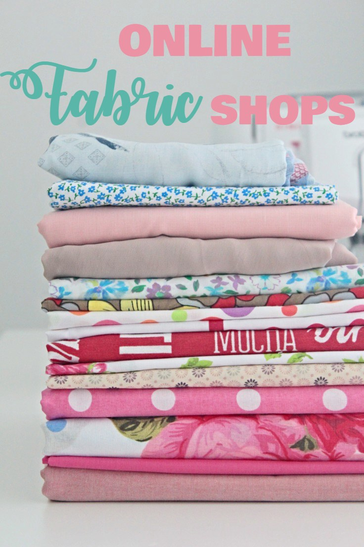 Online fabric shops