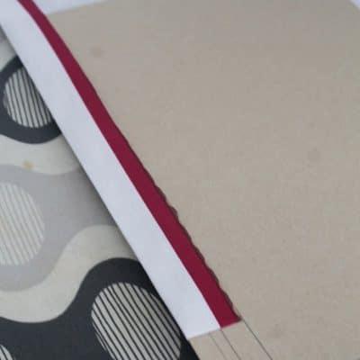 Quick sewing tip: DIY Hem Gauge