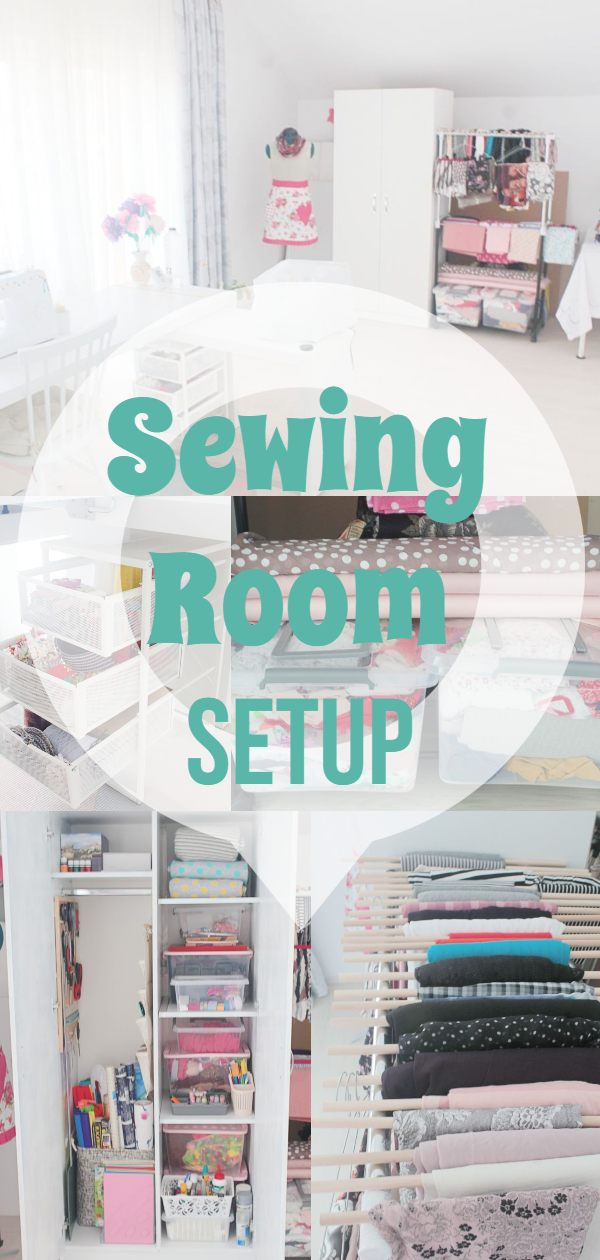 Sewing room ideas