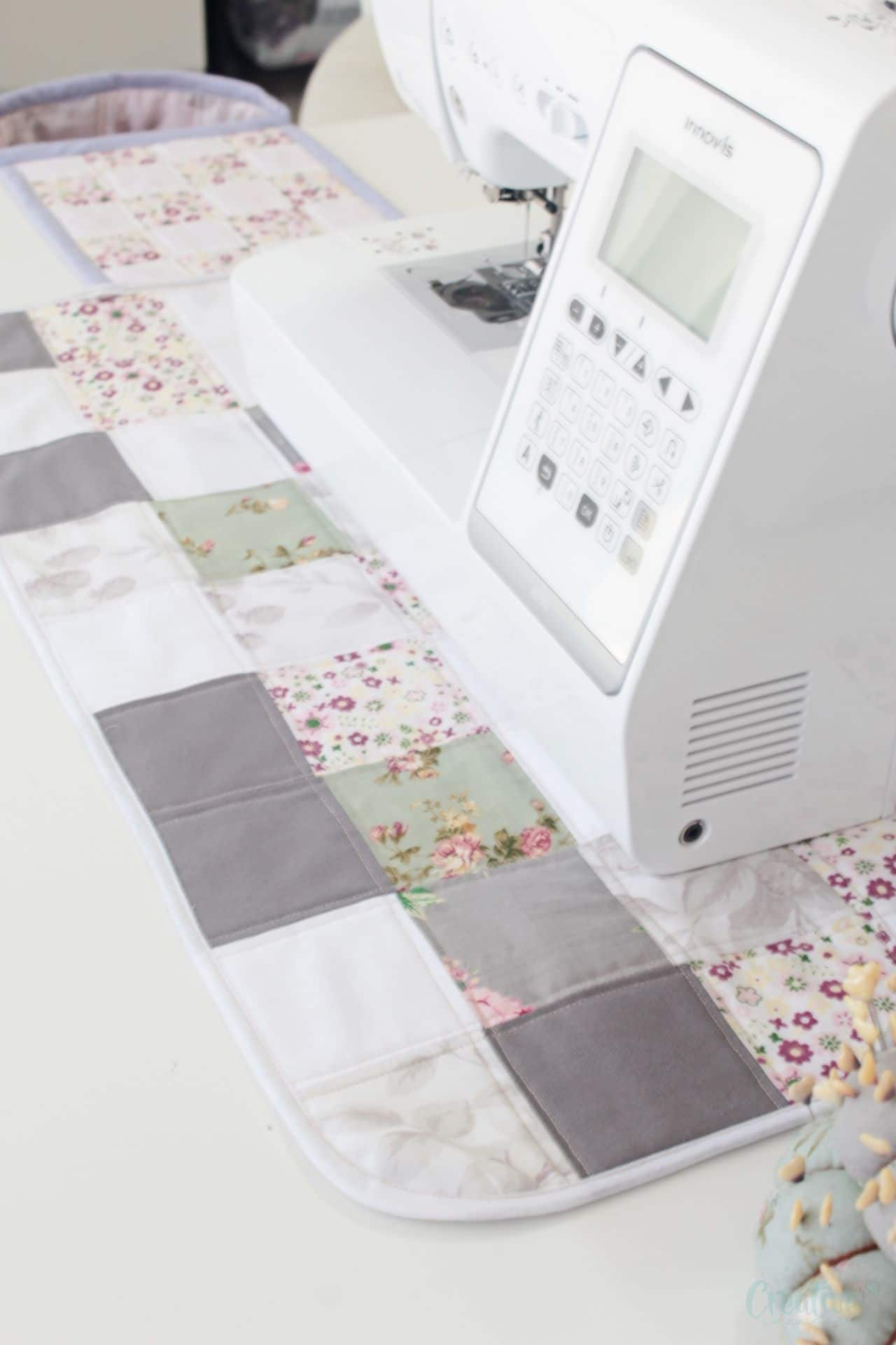 DIY sewing mat