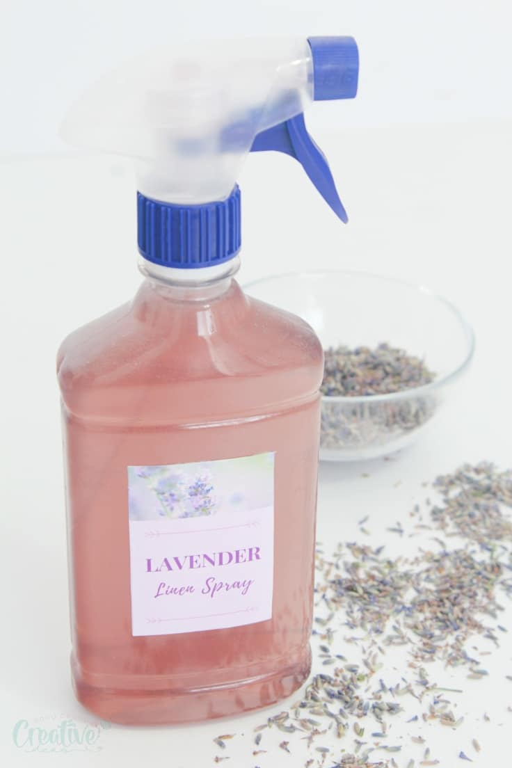 DIY Lavender Spray For Linen, Amazing Way To Soothe Your Senses