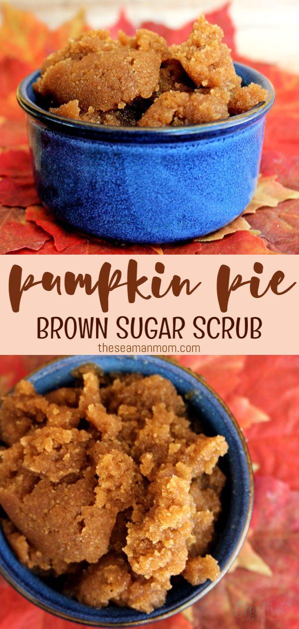 Brown sugar scrub via @petroneagu