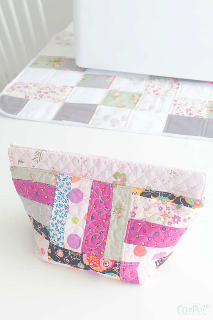 How to make a snap bag