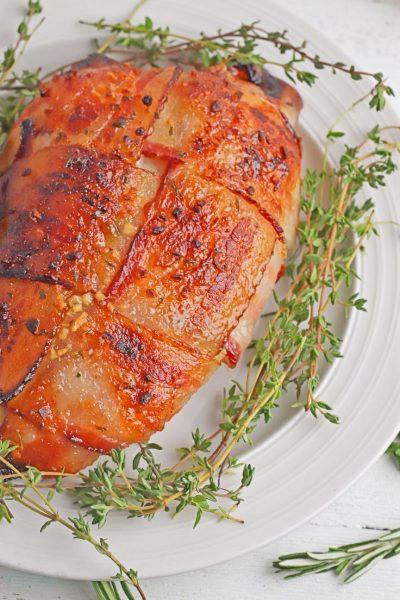 Bacon turkey