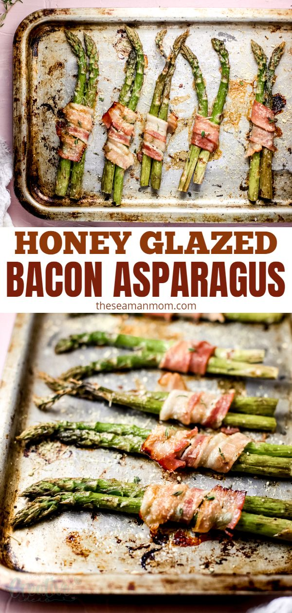 This bacon wrapped asparagus recipe is a super easy, yet totally elegant and impressive, side dish! Packed with flavor and just a bit crunchy you can be sure this baked bacon wrapped asparagus is going to become a staple recipe in your home! via @petroneagu