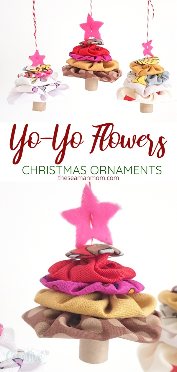 Yoyo Christmas trees
