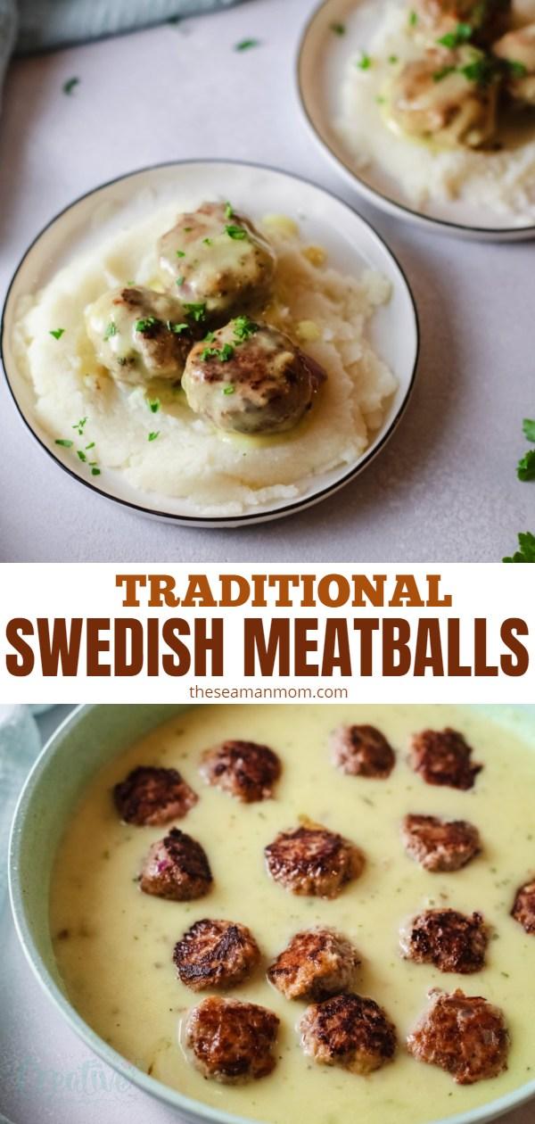Best Swedish meatballs