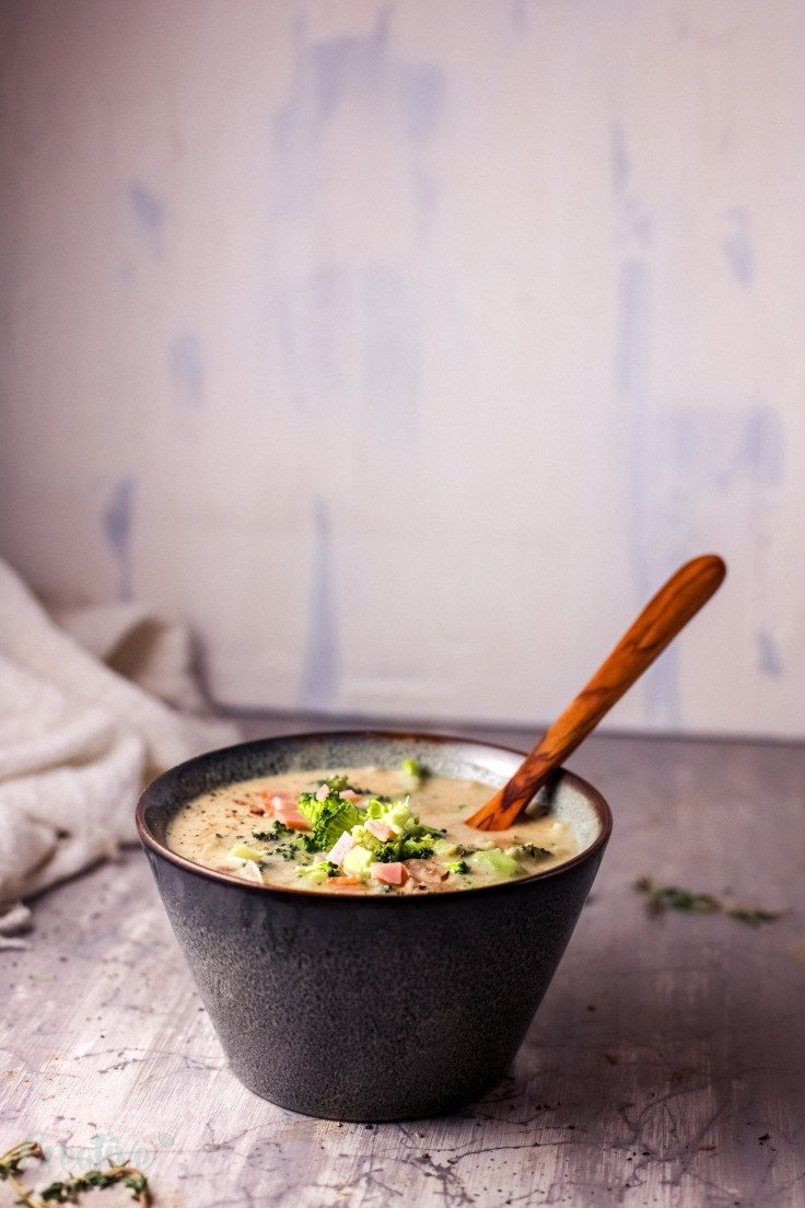 Cheddar beer soup recipe
