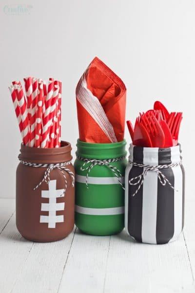 Football jars