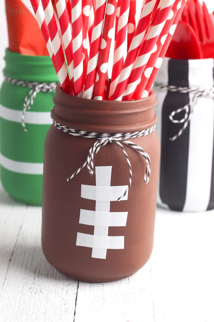 Super bowl party decorating ideas