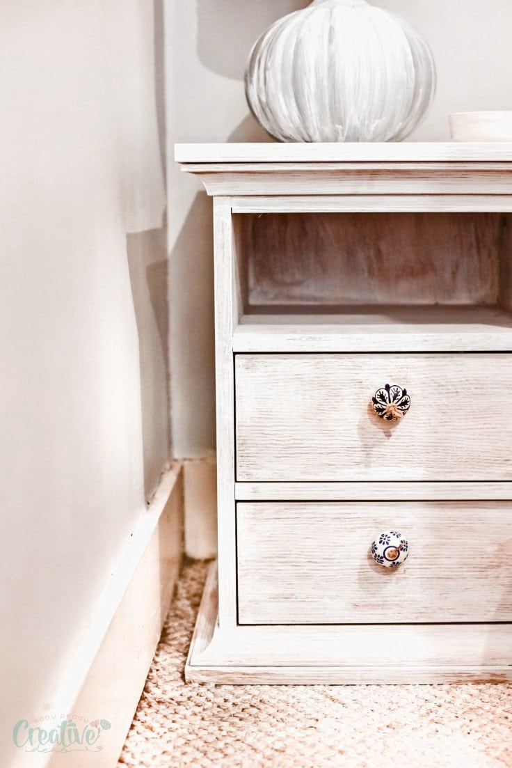 Nightstand Makeover Diy Easy Peasy Creative Ideas