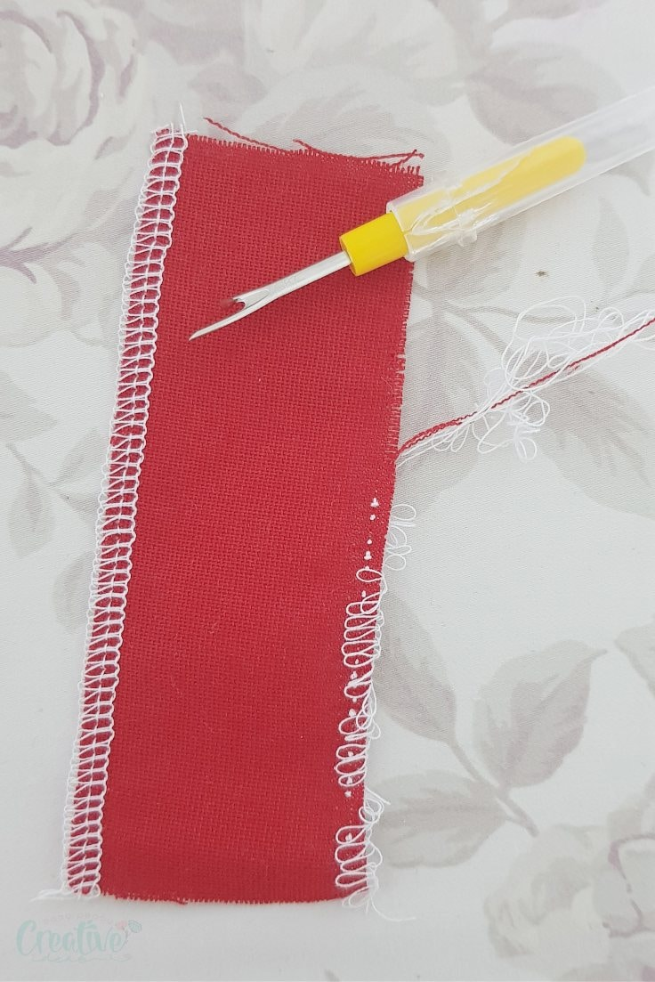Best way for removing serger stitches