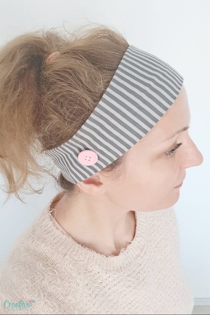 Headband sewing pattern