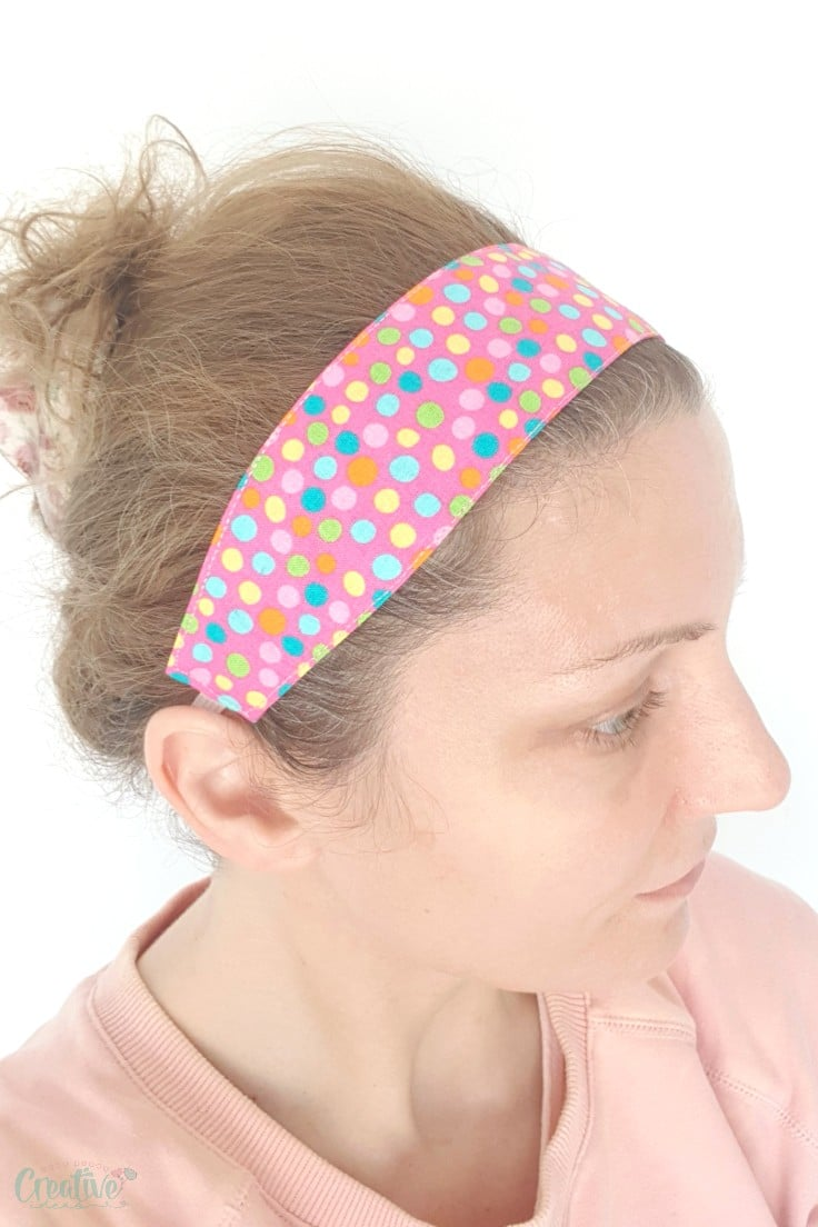 Homemade headbands