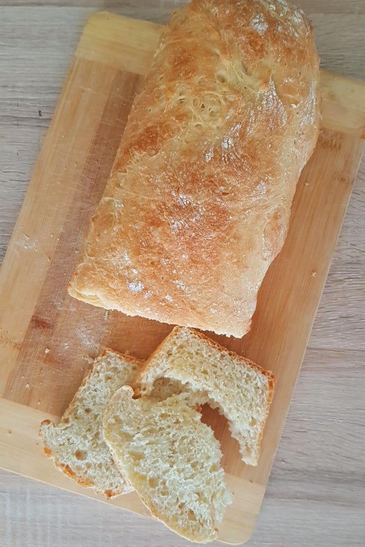 Fluffy bread recipe