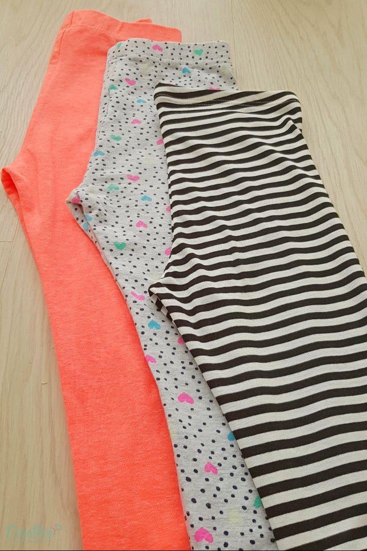 Childrens leggings pattern