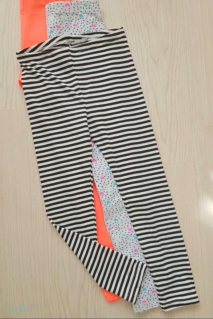 Leggings pattern for girls