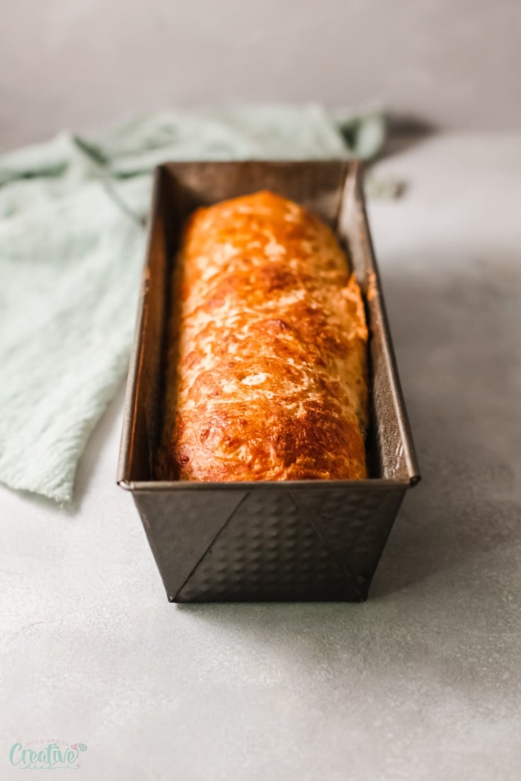 Herb cheese bread