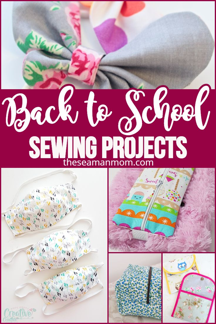 School sewing projects
