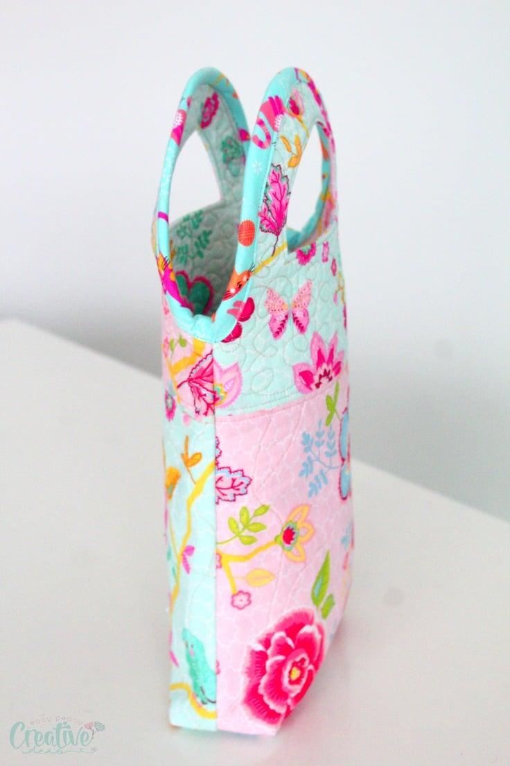 Mini bag pattern