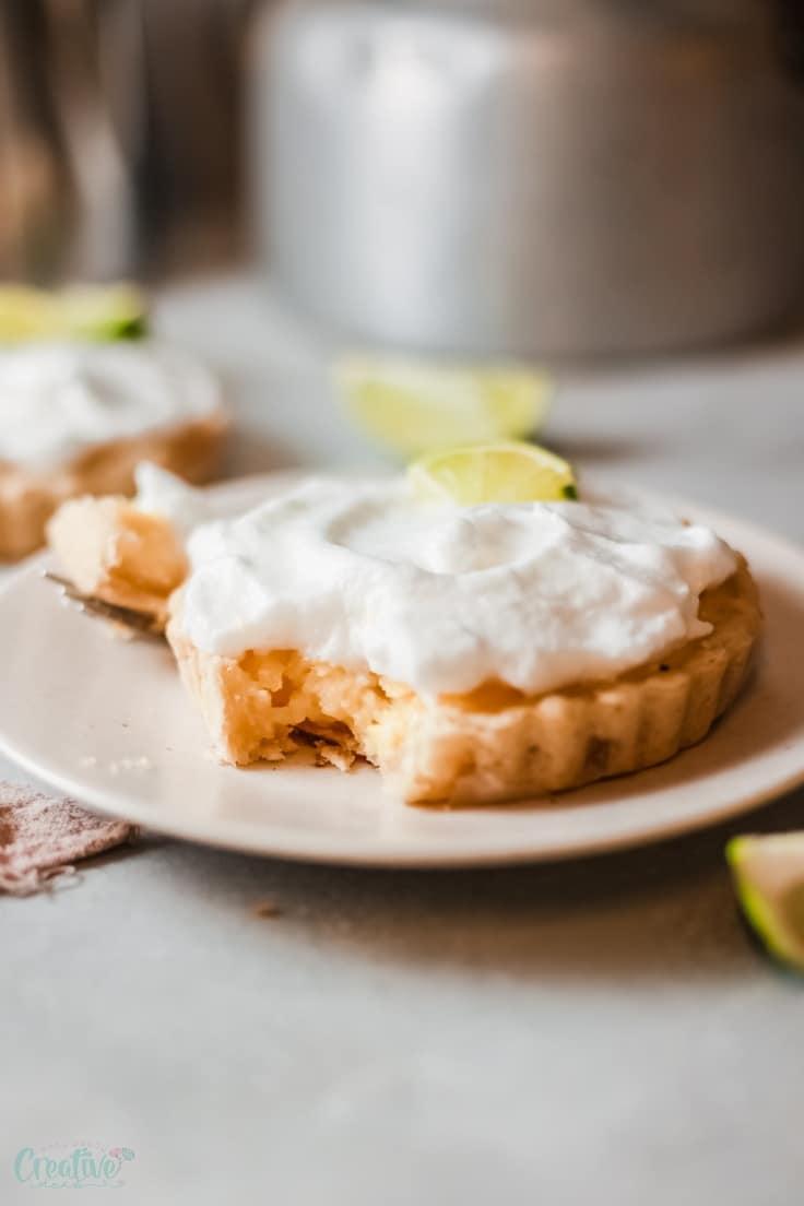 Mini lemon tartlets recipe
