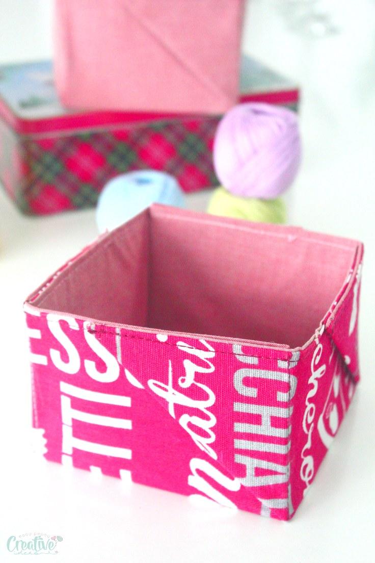 Miniature basket tutorial