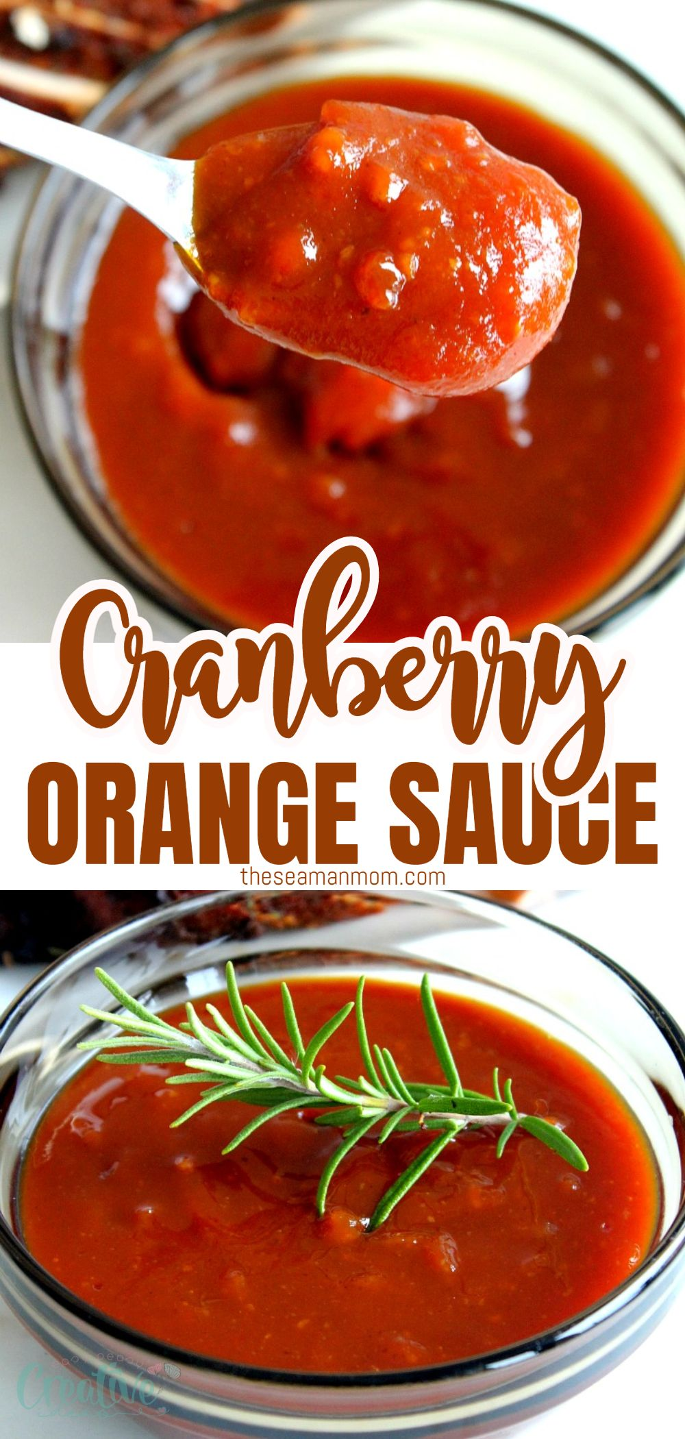 Enjoy this delicious cranberry orange sauce recipe at your Thanksgiving dinner! It makes the perfectaccompaniment for your brined roasted turkey! via @petroneagu