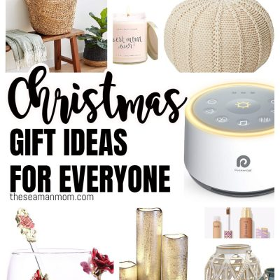 The ultimate CHRISTMAS GIFT GUIDE – 60+holiday gift ideas for everyone